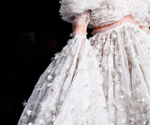 fashion, dress, and Alexander McQueen image