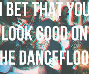 arctic monkeys, dance, and party image
