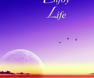 background, life, and moon image