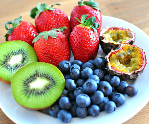 fruit, love, and FRUiTS image