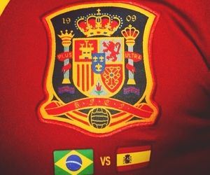 football and spain nt image