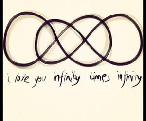 infinity, revenge, and love image