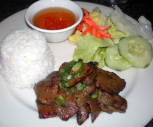 beef, chinese food, and food image