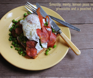 bacon, eggs, and breakfast image
