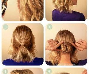 blonde, d.i.y., and braid image