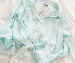 blouse, nice, and outfit image