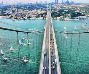 bogaz köprüsü and İstanbul türkiye image