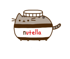 nutella, cat, and cute image