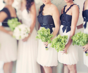 bridesmaid, cute, and happiness image