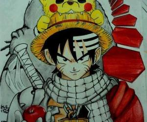 anime, one piece, and fairy tail image