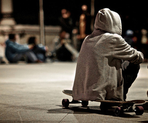 boy and skate image