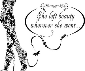 quotes, typography, and women empowerment image