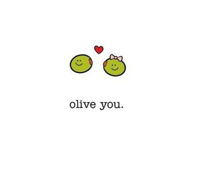 love, cute, and olive image