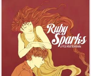 paul dano, Zoe Kazan, and ruby sparks image
