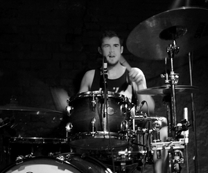 drummer, tom whittaker, and sweet image