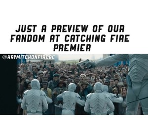 prim, katniss, and catching fire image