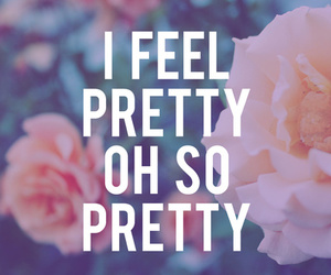 pretty, quotes, and flowers image
