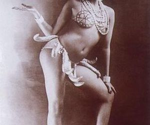 20s, ethnic, and model image
