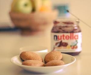 nutella and humm image