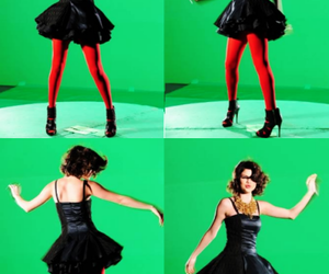 music video, selena gomez, and naturally image