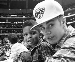 justin bieber, love, and Basketball image