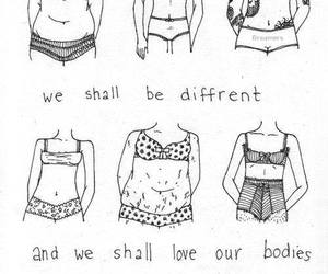 body and women image