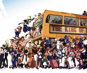 games and the king of fighters image