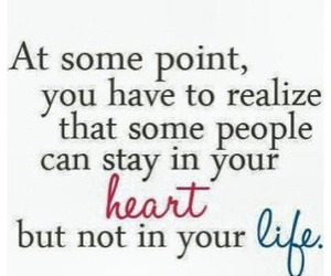 life, heart, and quotes image