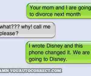 funny and divorce image