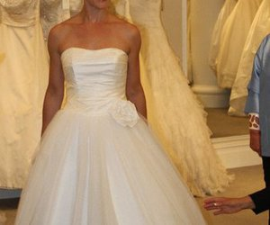wedding gown and kleinfeld bridal image