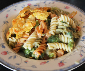delicious, food, and pasta image