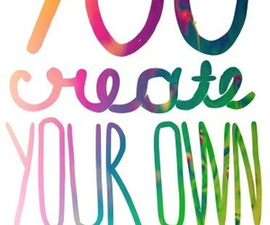 create, yourself, and opportunities image