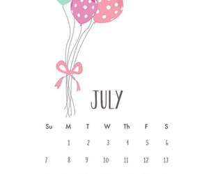 holidays, quote, and july image