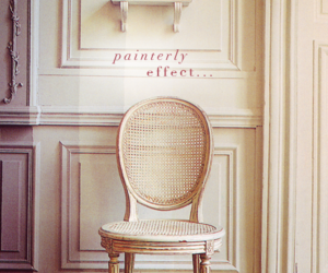 chair, french, and interior image
