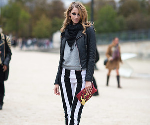 fashion, trousers, and Milagros Schmoll image
