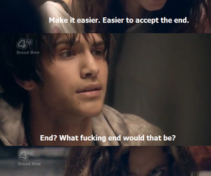 effy stonem, Freddie Mclair, and harry potter image
