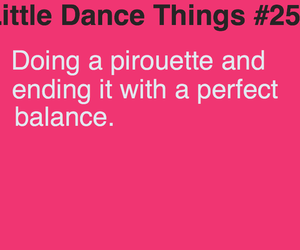 dance and pirouette image