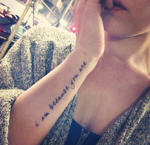 arm, beautiful, and believe image