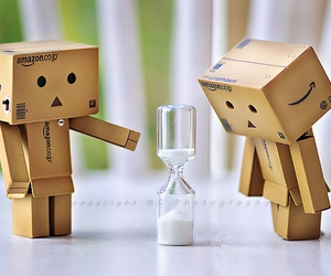 danboard, time, and revoltech image