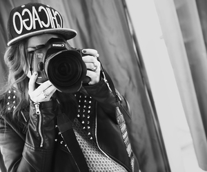 canon, girl, and style image