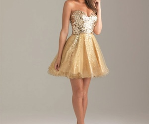 dress, barbie dresses, and cheap prom dresses image