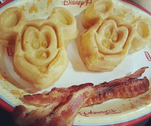 bacon, cute, and disney image
