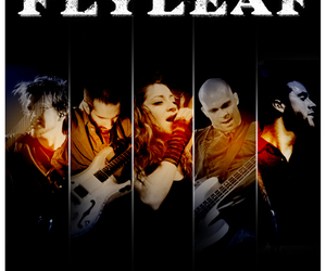 flyleaf, music, and rock image