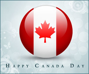 canada day cards image