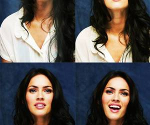 megan fox, sexy, and smile image
