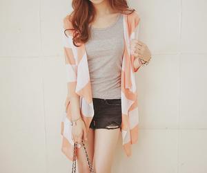 korean fashion, k-fashion, and asian style image