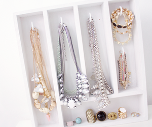 accessories, necklace, and jewelry image