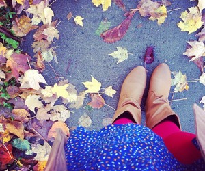 blue, tights, and boots image