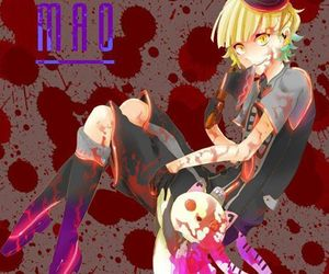 mao, vocaloid, and yandere image
