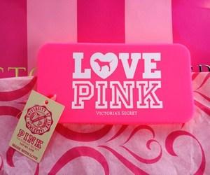 colour wordart pink love image